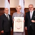 Ata Kronvalda balvas saņēmēja - Inese Lagzda